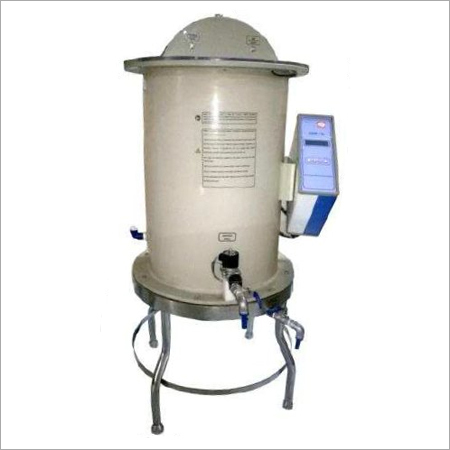 Automated Bicarbonate Mixer