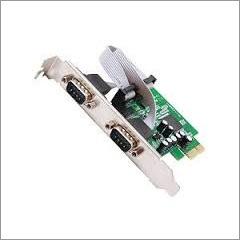PCI Express 2 Port Serial Card