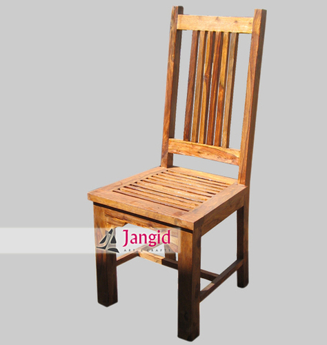 Solid Wooden Dining Room Chairs