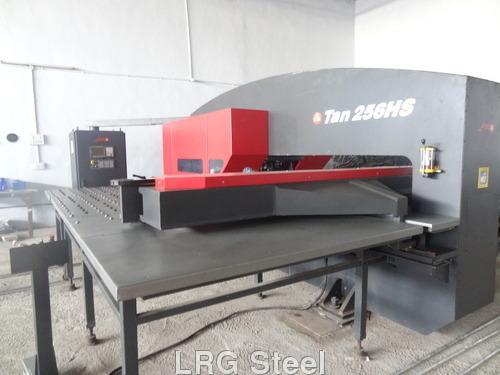 CNC Punching Job Work