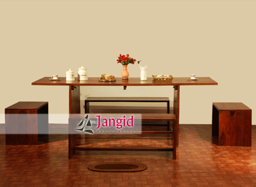 Indian Wooden Dining Room Furniture