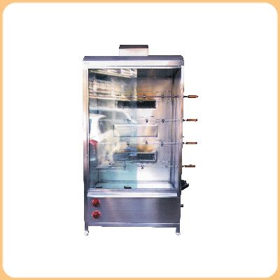 Rotary Grill Machine