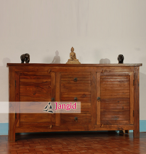 Indian Wooden Sideboard and Buffets