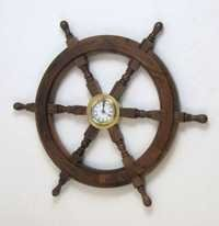 Clock Ship Wheel 24
