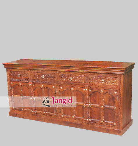 Indian Hand Carved Wooden Furniture