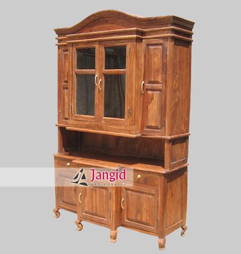 Indian Wooden Kitchen Cabinet