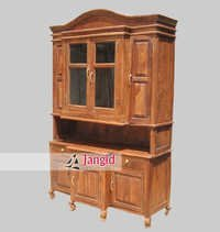 Indian Wooden Kitchen Cabinet