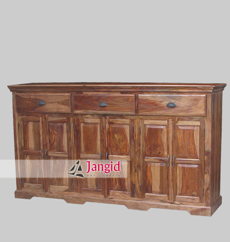 Indian Solid Wooden Cupboard Design