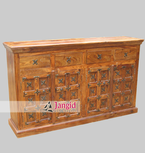 Indian Dining Room Wooden Furniture