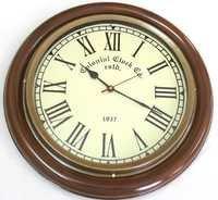 Calonial Clock Estd. 1937