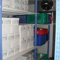 Four Pole Heavy Duty Cold Rooms