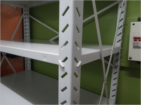 Slotted Angle Racks Boltlless Rack