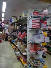 Super Market Cantilever Centre Back