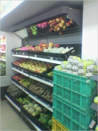 Cantilever Rack Super Markets Wall Rack