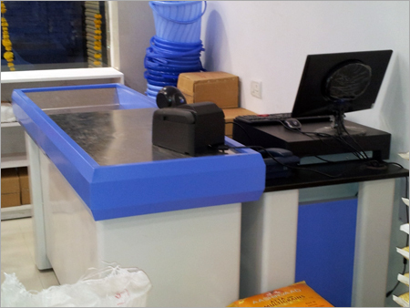 Cash Counter Retail Store
