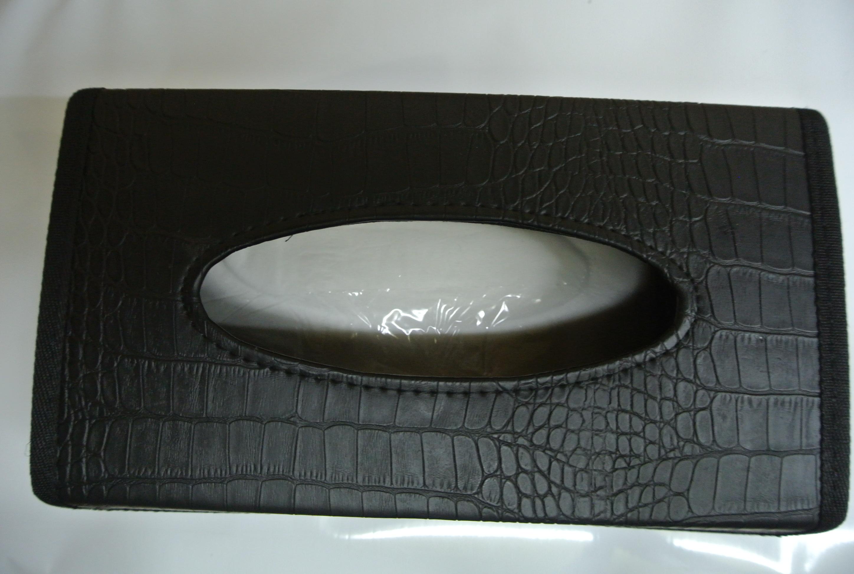 Folding Tissue Box