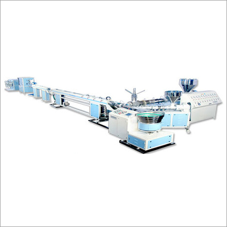 Cylindrical Drip Pipe Production Line With Coating