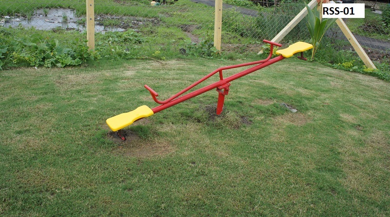 2 Seater See Saw