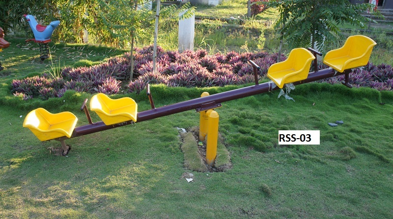 Multi Seater Seesaw