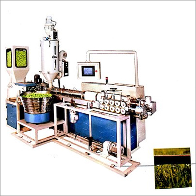 Round Drip Irrigation Pipe Production Line