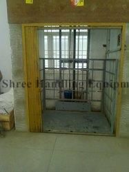 Book Shutter Door Goods Lift