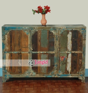 Indian Industrial Living Room Cabinets