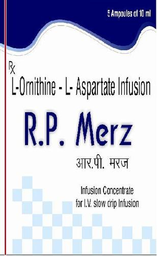 L-Ornithine L-Aspartate Injection