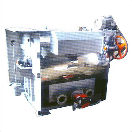 Diesel Fired Horizontal Washing Machine