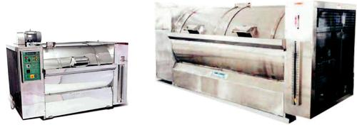 Horizontal Washing Machine (Belly Washer)