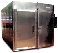 Batch Curing Oven (Electric & Gas)