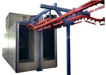 Conveyor Curing Oven
