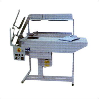 Semi Automatic Shirt Folding Table