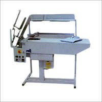 Semi Automatic Shirt Folding Table