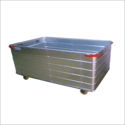 Laundry Ss, Aluminum Trolleys