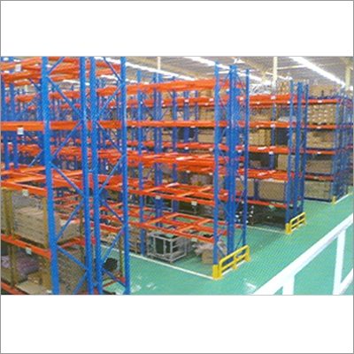 Powder Coated Pallets Storage Racks