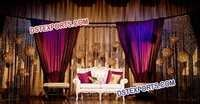 WEDDING STAGE LOVE SEAT