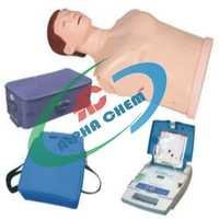 CPR Half Body With Monitor