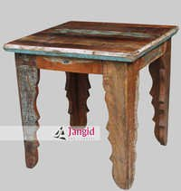 Indian Reclaimed Wood Centre Table