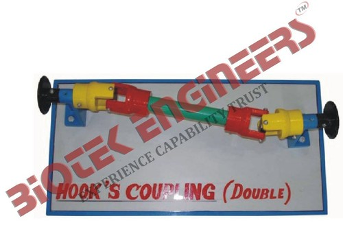 Hook's Coupling (Double)