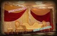 Wedding Stylish Stage Furniture Set