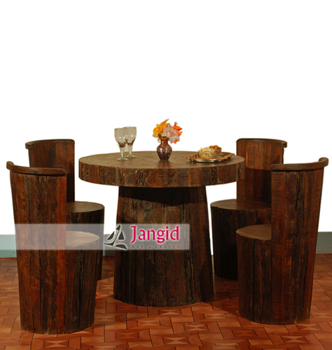 Reclaimed Wooden Furniture India