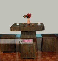 Recycled Wooden Furniture India