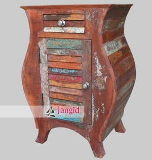 Recycled Wooden Bedroom Furniture