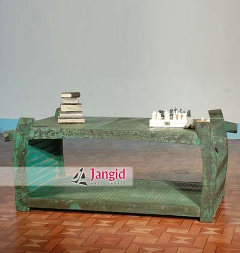 Indian Recycled Wooden Coffee Table