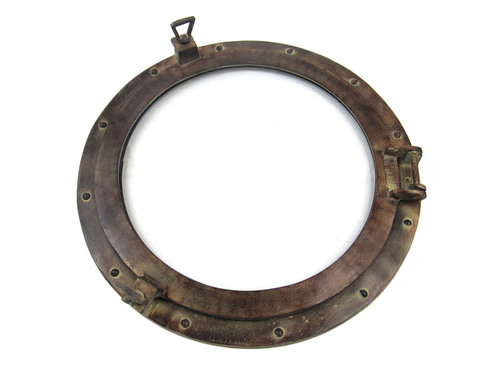 Aluminum Porthole (Antique Finish)