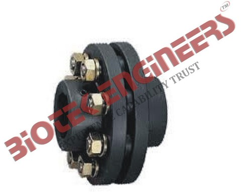 Flanged Coupling