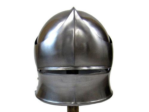 German Sallet Helmet w Visor