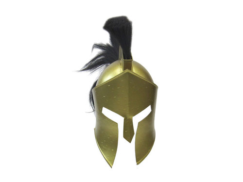 Leonidas 300 Helmet W Plume