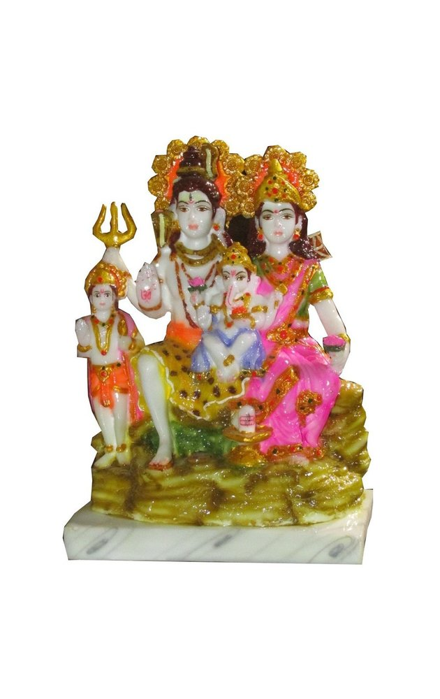Polyresin Shankar Statue
