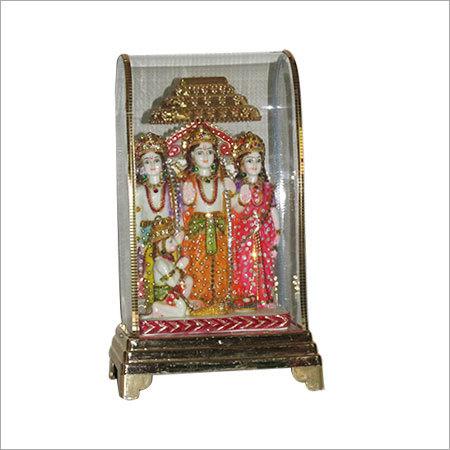 Antique Lord Ram Darbar Idol